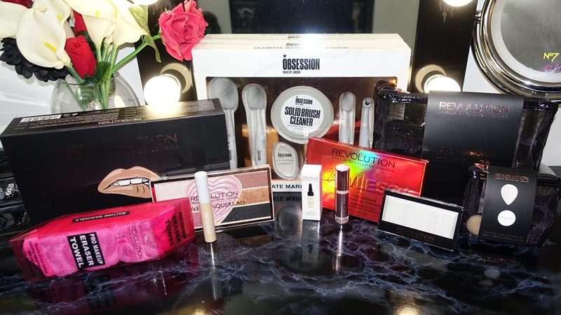 Revolution Beauty Sale Haul