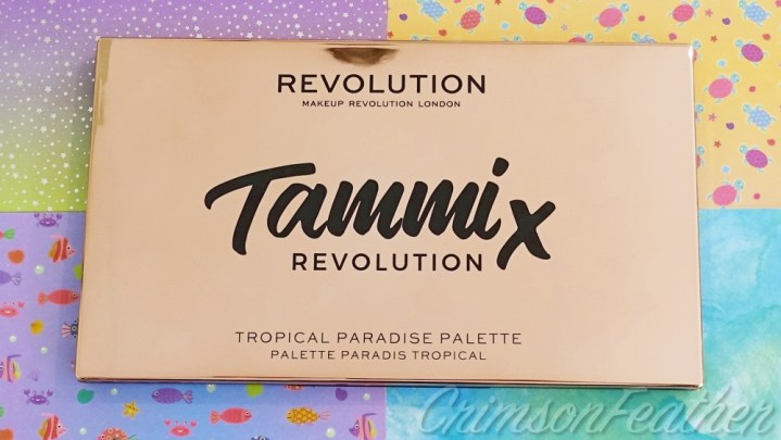 Revolution x Tammi Tropical Paradise Palette Review & Swatches