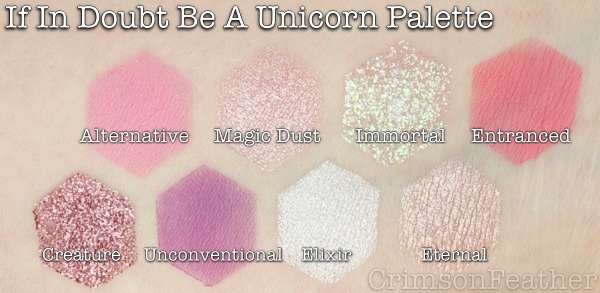 Obsession-Halloween-If-In-Doubt-Be-A-Unicorn-Swatches
