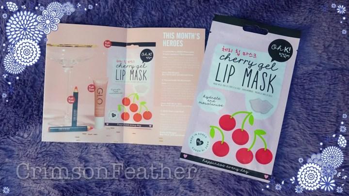 Pink-Parcel-December-2018-OK-Cherry-Lip-Mask