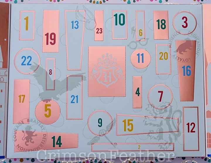 Harry-Potter-Advent-Calendar-Boots-2019-Doors