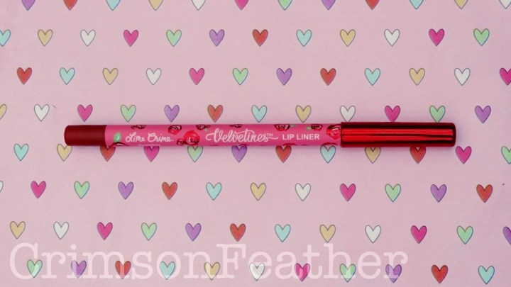 Lime Crime Velvetine Lip Liner Pumpkin – Review & Swatch