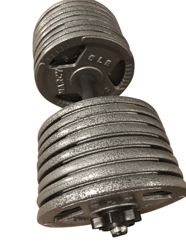Adjustable Dumbbell Weights
