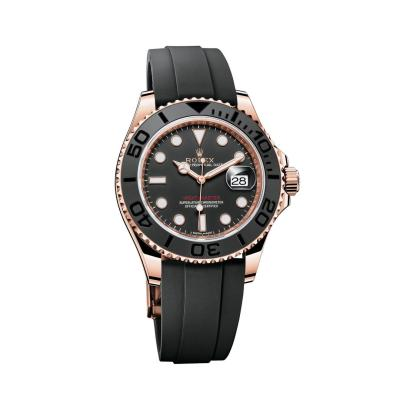 ساعة رولكس يخت ماستر المصنوعة من ذهب إيفروز بقطر 40 مم