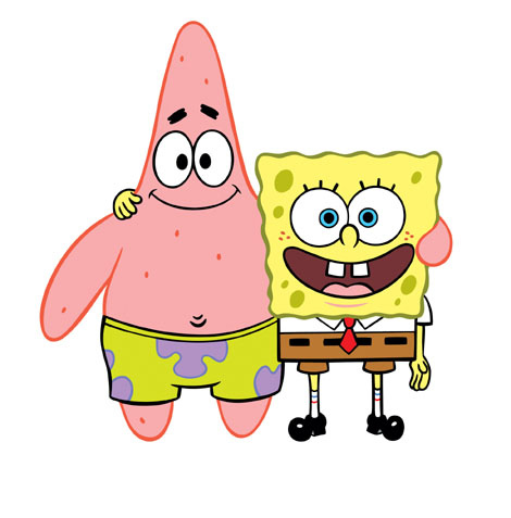 spongebob and patrick star 4857