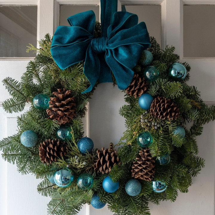 Easy Wreath Tutorial