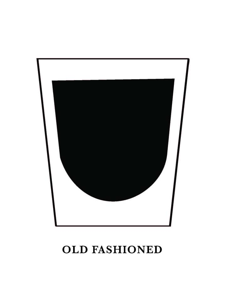 Old Fashioned Glass Art Printable