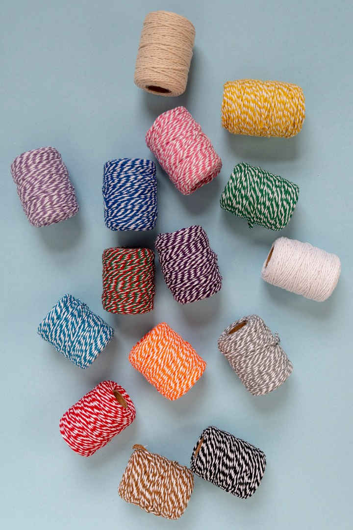 Review of Baker's Twine for craft projects and wrapping