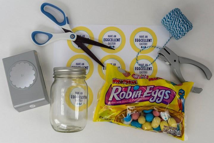 DIY Eggcellent Easter Gift Tags