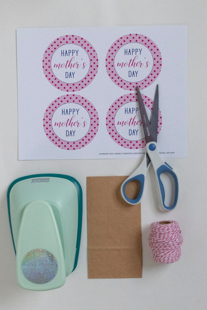 Happy Mother's Day Gift Tags for Download