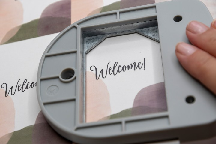 Free printable welcome favor tags