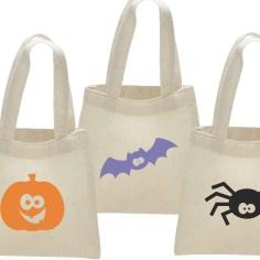 Halloween Favor Bags