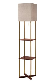Floor and Table Combo Lamp