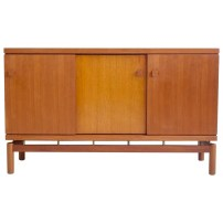 Antique Teak Sideboard