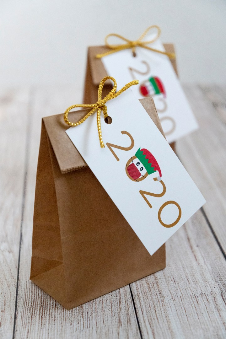 2020 Holiday Gift Tags