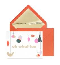 Kate Spade Christmas Cards