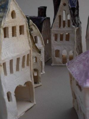 керамика свещници FD