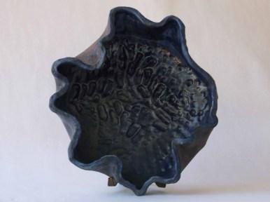 Керамична стенна чиния. Авт. Атанаска Костова