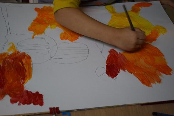уроци по рисуване и керамика
