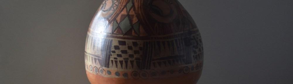 Авторска керамика, декоративни съдове за интериор.