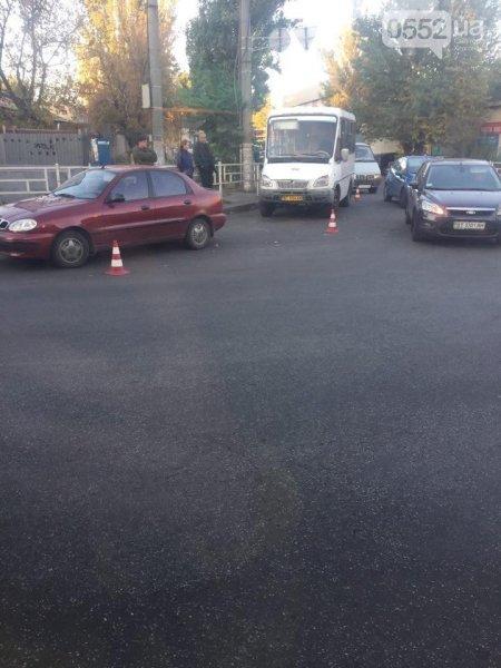 В Херсоне оштрафовали очередного маршрутчика