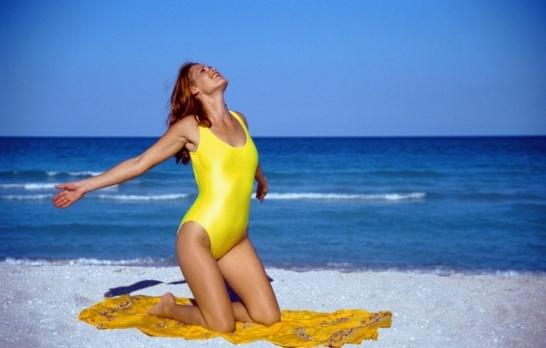 Регулярные солнечные ванны снижают кровяное давление – ученые
