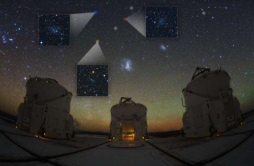 Астрономы, охотящиеся за темной материей, обнаружили несколько карликовых галактик на окраинах Млечного Пути