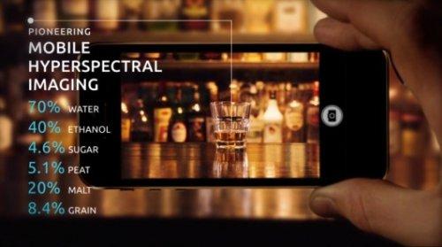 ➲ Новая миниатюрная камера может определить состав вещества, находящегося в поле зрения объектива