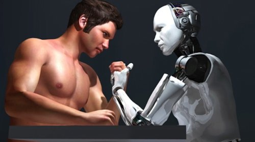 Искусственные мышцы, в 100 раз более сильные, чем мышцы человека будут делать роботы будущего гибкими и пластичными