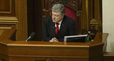 Порошенко отказался делать прогнозы о мире на Украине