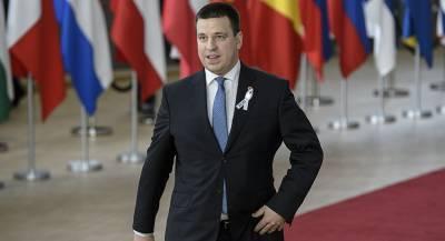 Русскоязычных жителей Эстонии защитил премьер страны