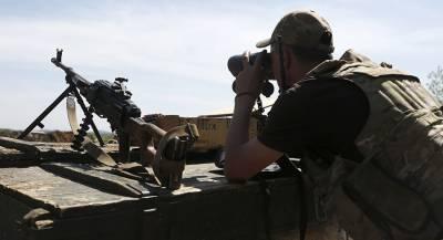 В Донбасс прибыли военные из США и Канады