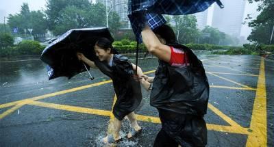 ВКитае выросло число жертв тайфуна «Мангхут»