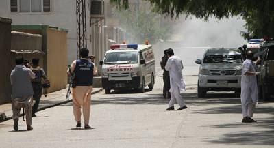 Кандидат в парламент Афганистана погиб при теракте