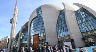 В ФРГ запретили акцию на открытии мечети