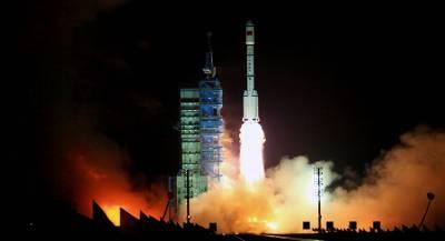 Китай сожжёт в атмосфере космическую лабораторию