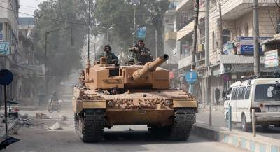 Турция нанесла удары по территории Ирака