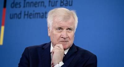 Глава МВД ФРГ назвал источник всех проблем в политике