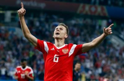 Футболиста Черышева заподозрили в употреблении допинга