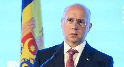 Премьер Молдавии призвал РФ вывести войска из Приднестровья