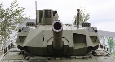 Индия может купить российские танки «Армата»