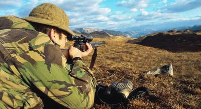 Охотник случайно застрелил велосипедиста во Франции