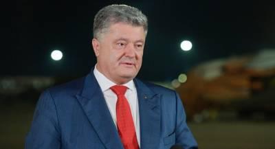 Порошенко: украинцы выбирают поезда в Европу