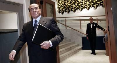 Берлускони вылетел к Путину на день рождения