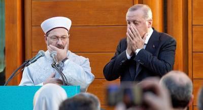 Главной силой Эрдогана стал религиозный орден