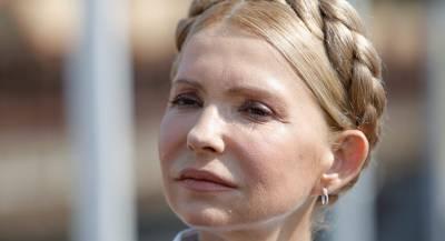 Тимошенко предрекла конец политической карьеры Порошенко