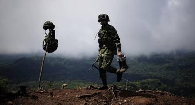 Радикалы взорвали участок нефтепровода в Колумбии