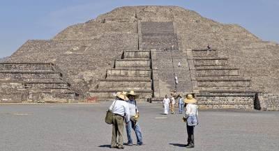 Вход в «загробный мир» нашли в Мексике