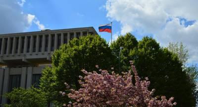Посольство РФ выясняет детали инцидента с задержанием чеченцев