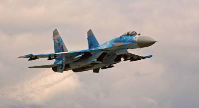 Четыре версии крушения Су-27 рассматривают на Украине